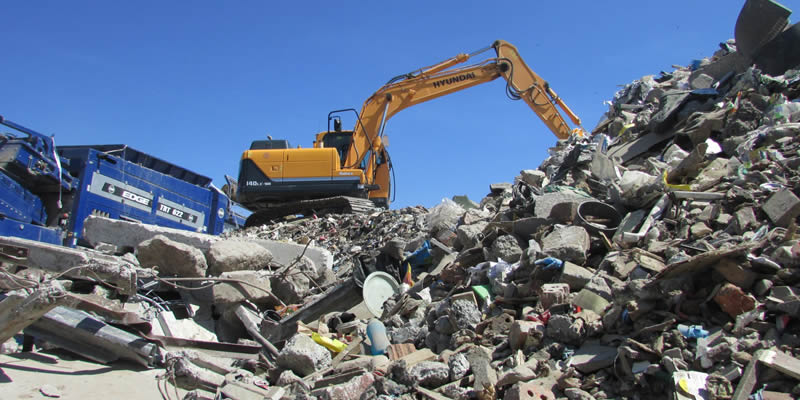 demolition recycling manchester northwest